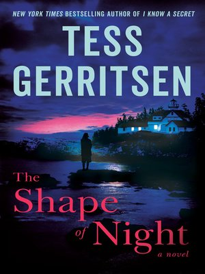 cover image of The Shape of Night